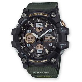 CASIO G-SHOCK GWG-100-1A3ER Zegarek Mężczyźni, green/black/black